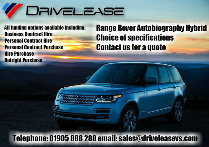 NEW Range Rover Autobiography Hybrid offers...
