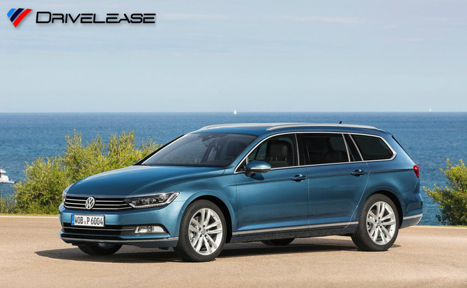 VW Passat Estate GT 2.0 TDI BMT DSG 150ps - £259.99 + VAT (LOW INITIAL RENTAL)