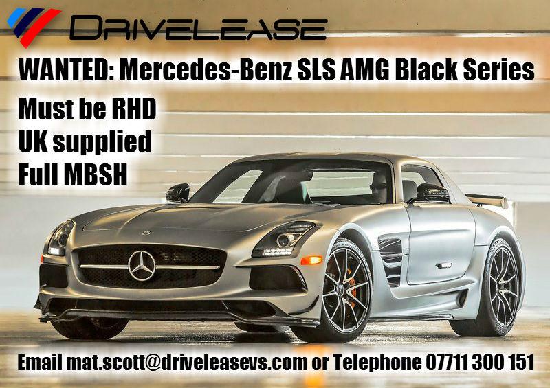 Drivelease Mercedes-Benz SLS