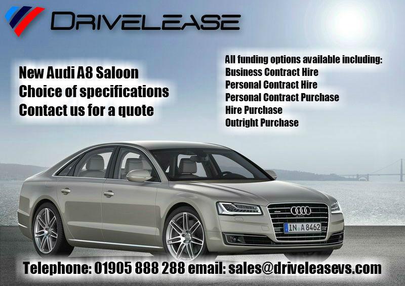 Drivelease Audi