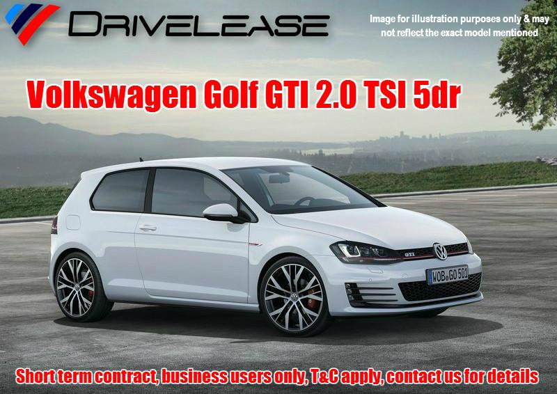 Drivelease Golf GTI