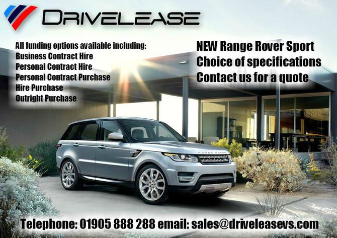 Range Rover Sport offers...