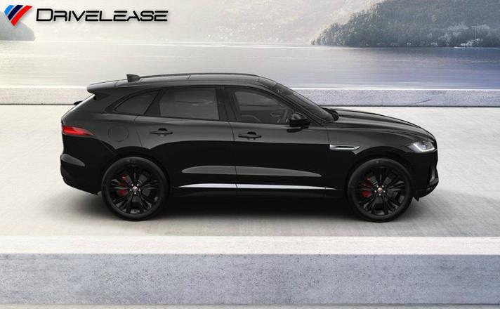 Drivelease Jaguar F-Pace