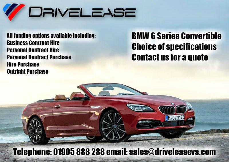 Drivelease BMW
