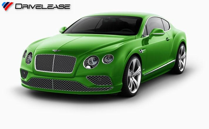 Drivelease Bentley Continental GT