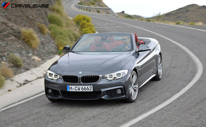 BMW 420d M Sport Auto Convertible - DEAL EXPIRED (12 month contract!!!)