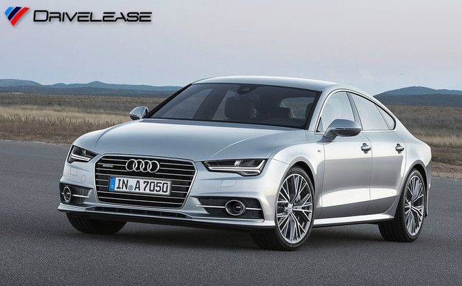 Audi A7 3.0TDI Black Edition Quattro - £478.99 + VAT (LOW INITIAL RENTAL)