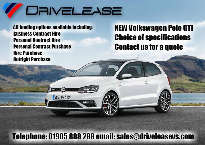 Drivelease Volkswagen