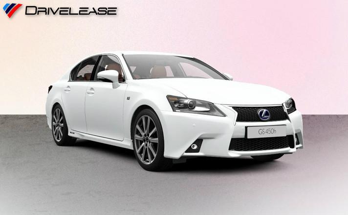 Drivelease Lexus GS