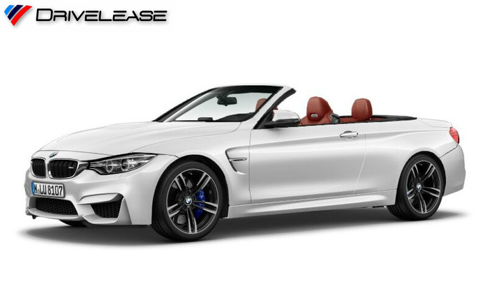 Drivelease BMW M4 Convertible