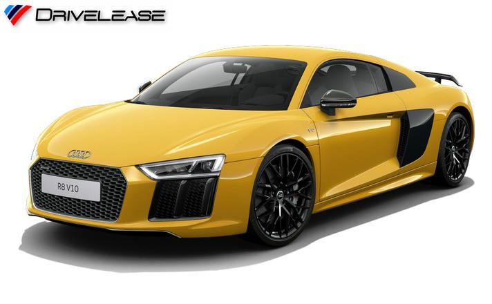 Drivelease Audi R8