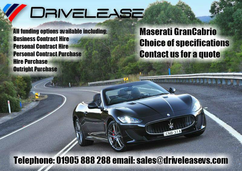 Drivelease Maserati