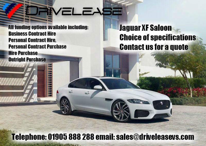 Drivelease Jaguar