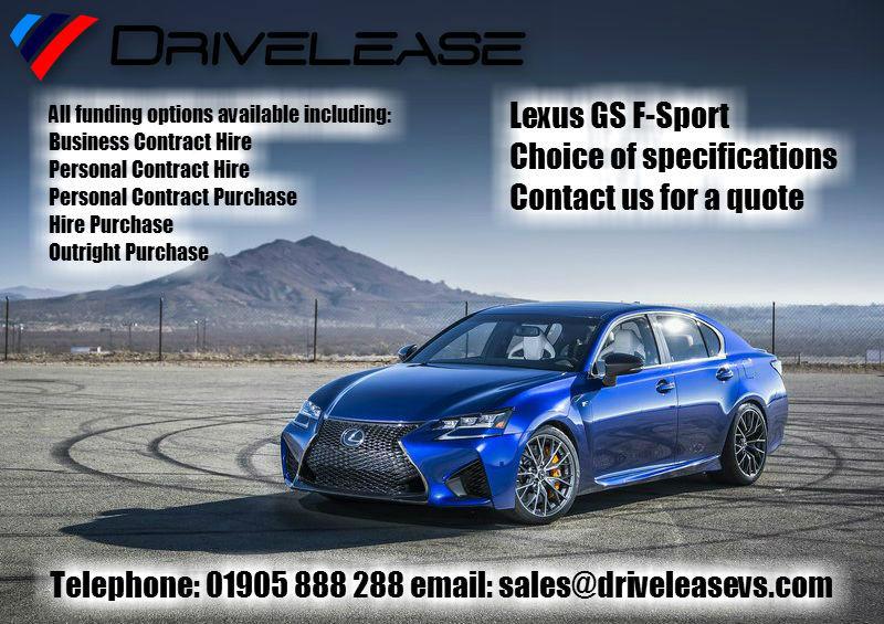Drivelease Lexus