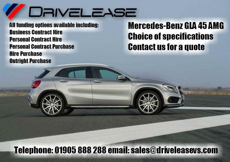 Drivelease Mercedes-Benz