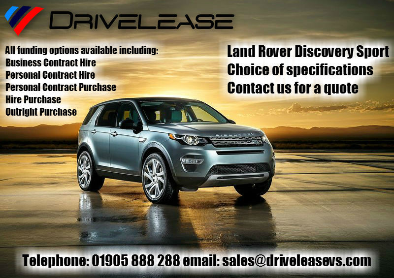 Drivelease Land Rover