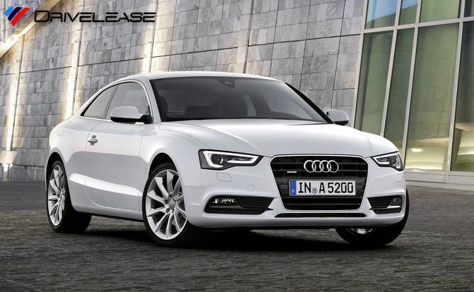 Audi A5 Coupe 2.0TDI S Line 190PS NAV - £328.99 + VAT (LOW INITIAL RENTAL)