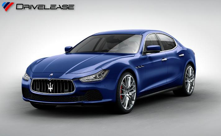 Drivelease Maserati Ghibli