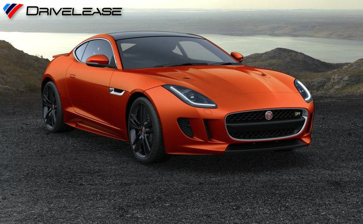 Drivelease Jaguar F-Type Coupe