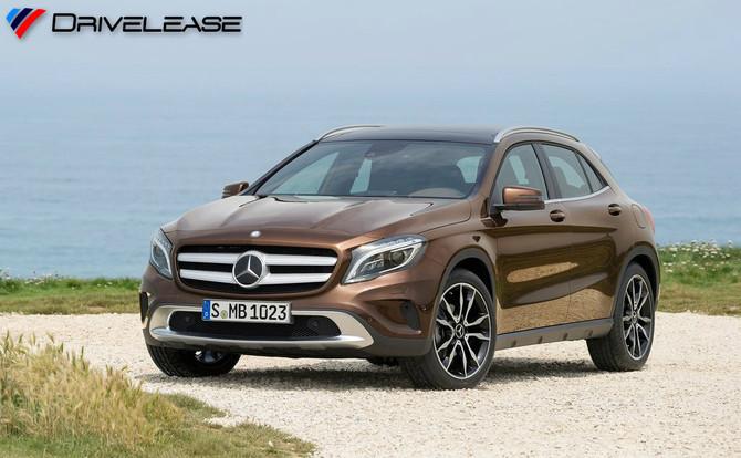 Mercedes-Benz GLA 200d 4MATIC AMG Line Auto - £279.99 + VAT (LOW INITIAL RENTAL)