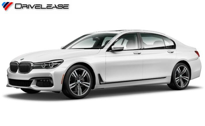 Drivelease BMW 7 Series