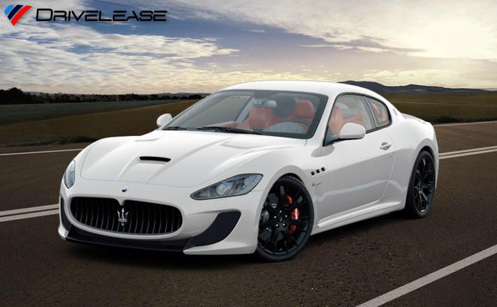 Drivelease Maserati GranTurismo