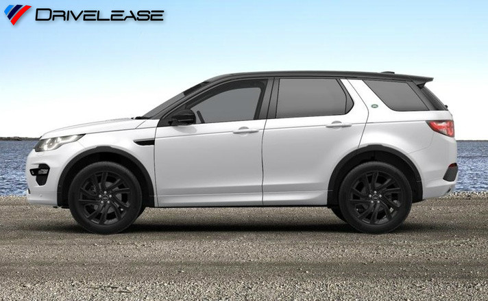 Drivelease Land Rover Discovery Sport