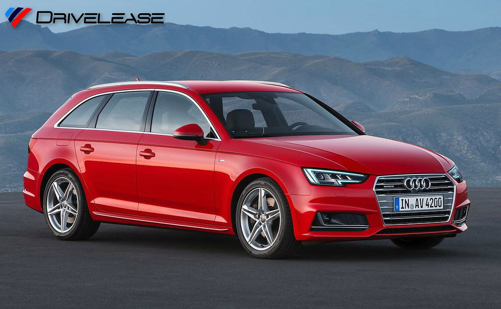 Drivelease Audi Contract Hire