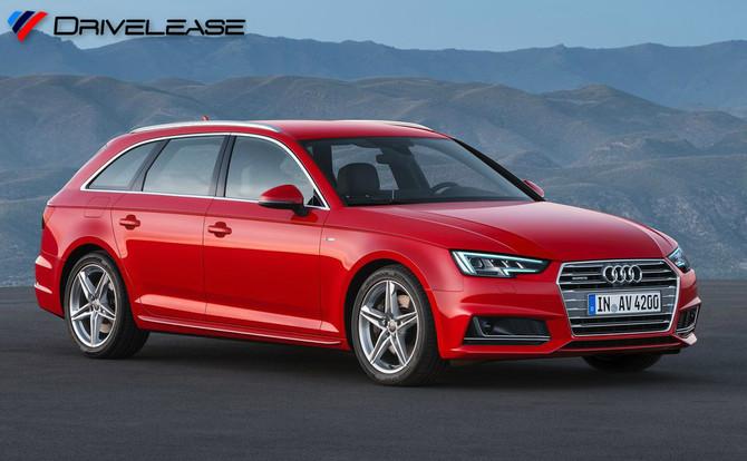 Audi A4 Avant 2.0TDI S Line 150PS - £279.99 + VAT (LOW INITIAL RENTAL)