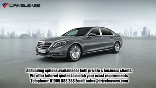 Mercedes-Benz S600 Maybach - November delivery...
