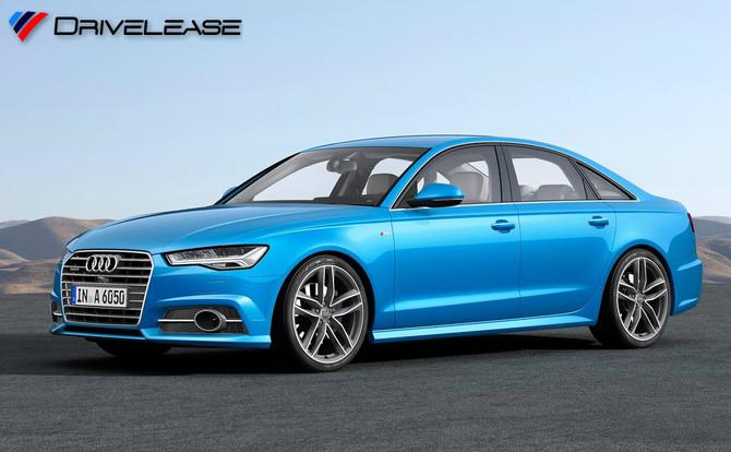 Audi A6 2.0TDI S Line Ultra Black Edition - £305.99 + VAT (LOW INITIAL RENTAL)
