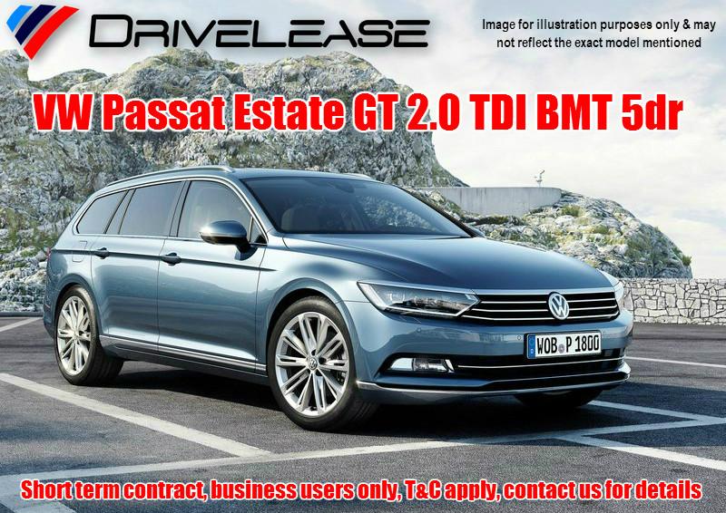 Drivelease Passat GT Estate