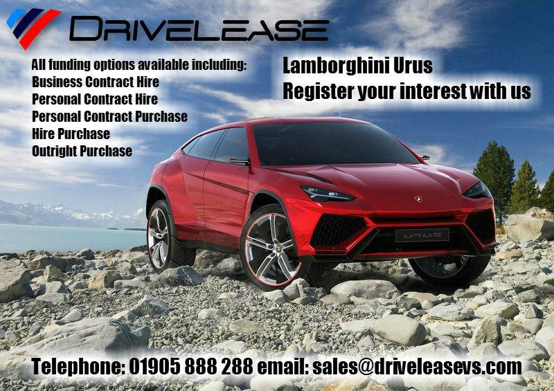 Drivelease Lamborghini