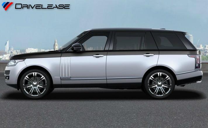Drivelease Range Rover LWB