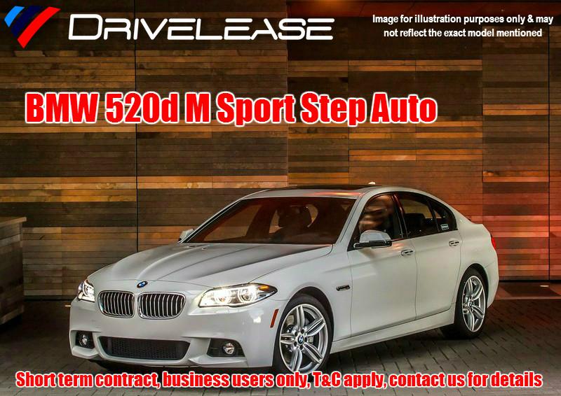 Drivelease BMW 520d M Sport