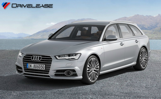 Audi A6 Avant 2.0TDI S Line 190PS Ultra - £296.99 + VAT (LOW INITIAL RENTAL)