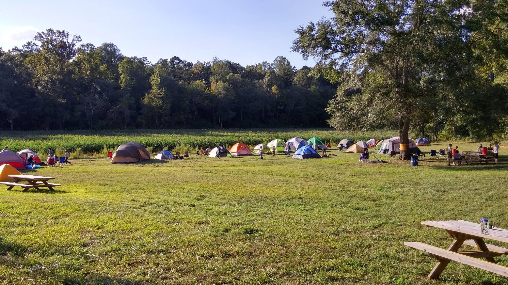 Boy Scouts Jamboree