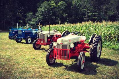 Heirloom Tractors