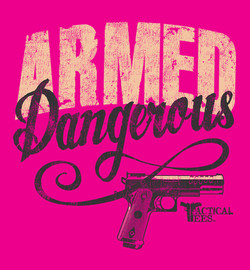 Armed & Dangerous Page Heleconia Shirt.j
