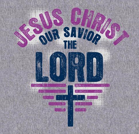 Our Savior Page Sports Grey Shirt.jpg