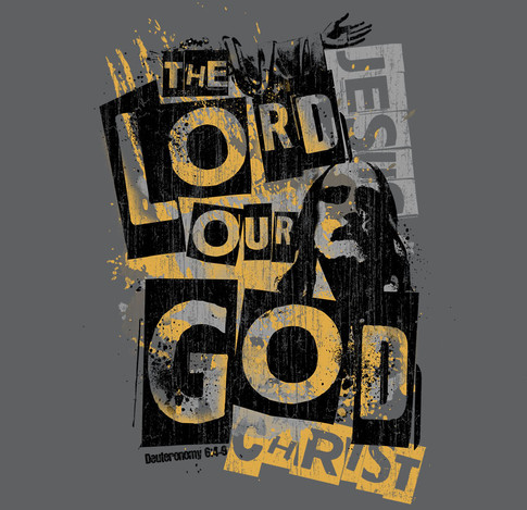 Our God Page Charcoal Shirt.jpg