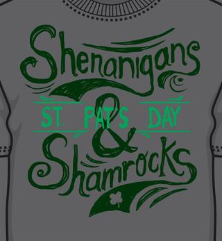 Shenanigans and Shamrocks Sketch.jpg