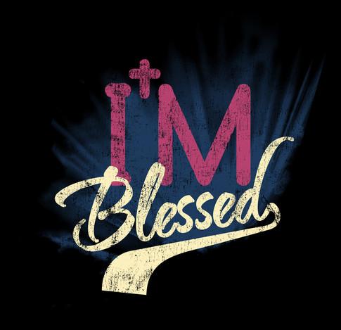 I'm Blessed Page Black Shirt.jpg
