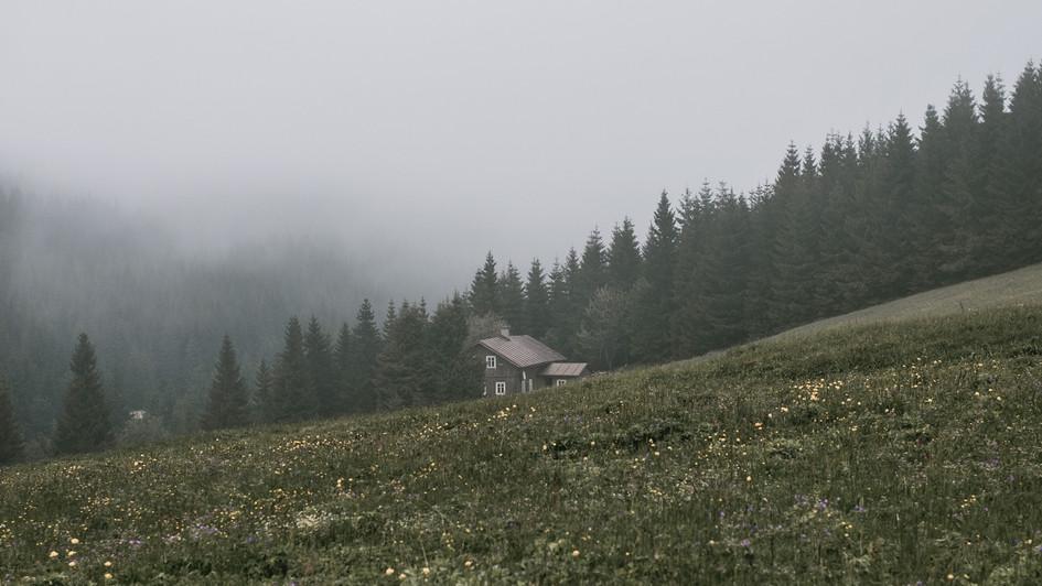 Osada Jizerka v Jizerských horách