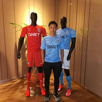 PJ City sambar bekas pemain kebangsaan Thailand pada hari terakhir pendaftaran pemain
