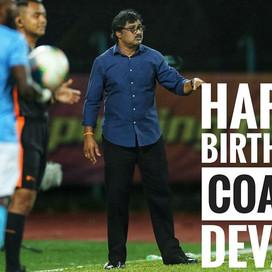 Happy Birthday, Coach Devan!