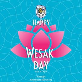 Happy Wesak Day!