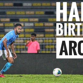 Happy Birthday, Aroon!