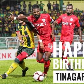 Happy Birthday, Tinagaran!