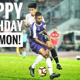 Happy Birthday, Salamon Raj!